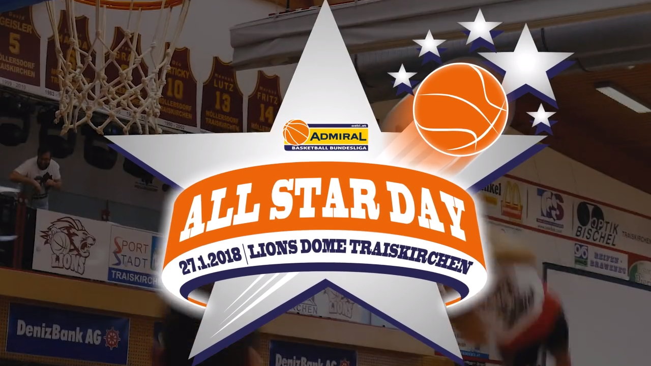 lions dome logo traiskirchen basketball titelbild event video sponsor IS inkasso DenziBank AG sportstadt b2b community skysport admiral leitbetriebe austria EVN