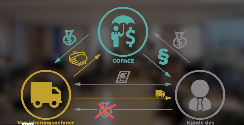 Infografik über Kreditversicherung