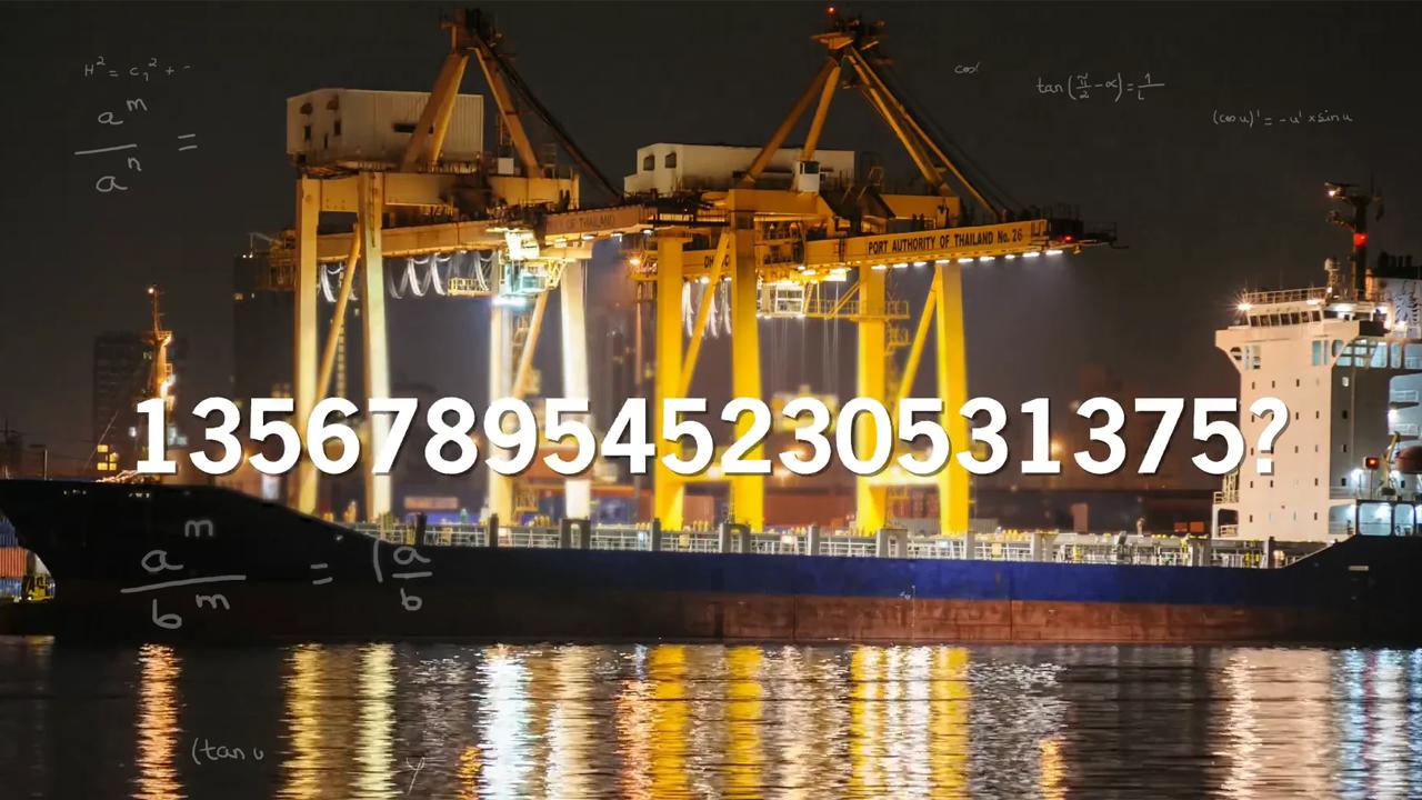 Foto des neuen Imagefilm für IT-Spezialist Math.Tec mit Logistiklösungen auch für Hafencontainer