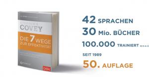 Hardcover Buch FranklinCovey Die 7 Wege zur Effektivität