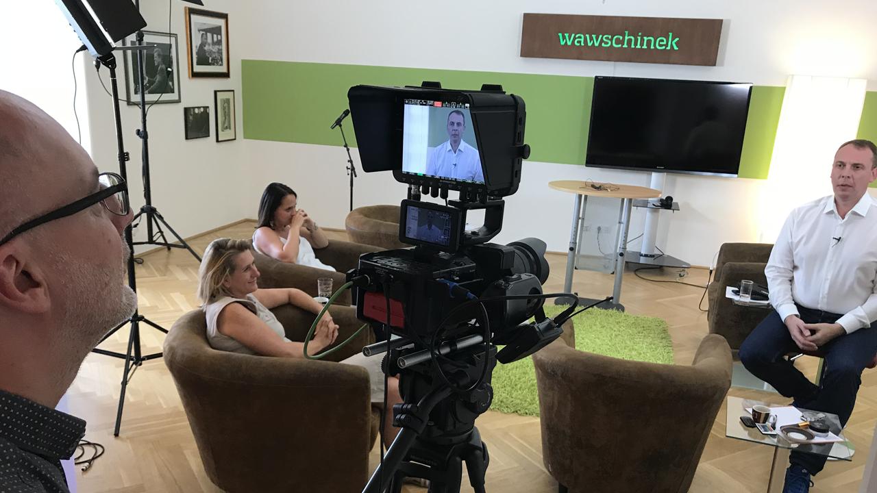 vlog videoproduktion wien schloss schönbrunn mediatraining redecoaching mediacoaching